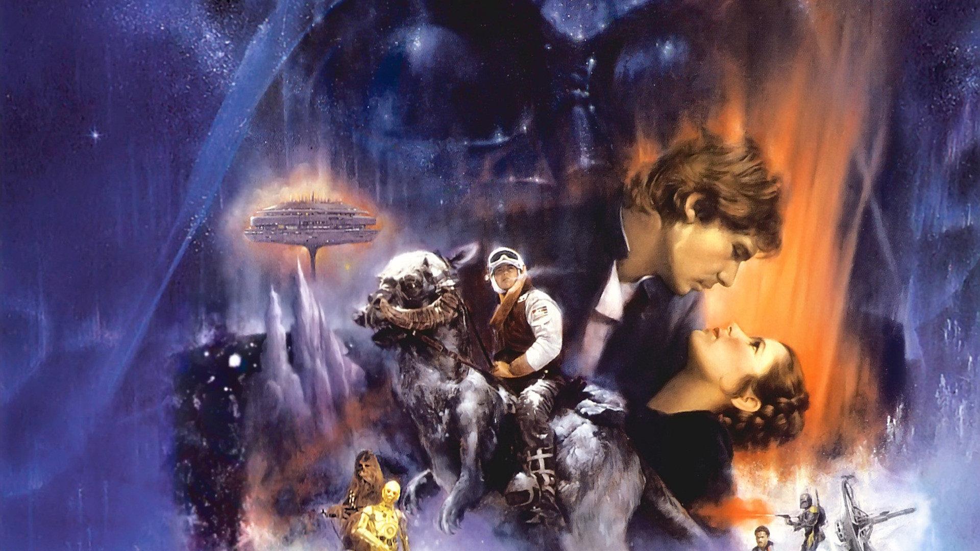 Download 1080p Star Wars Episode 5 V The Empire Strikes Back Desktop Wallpaper Id 123497
