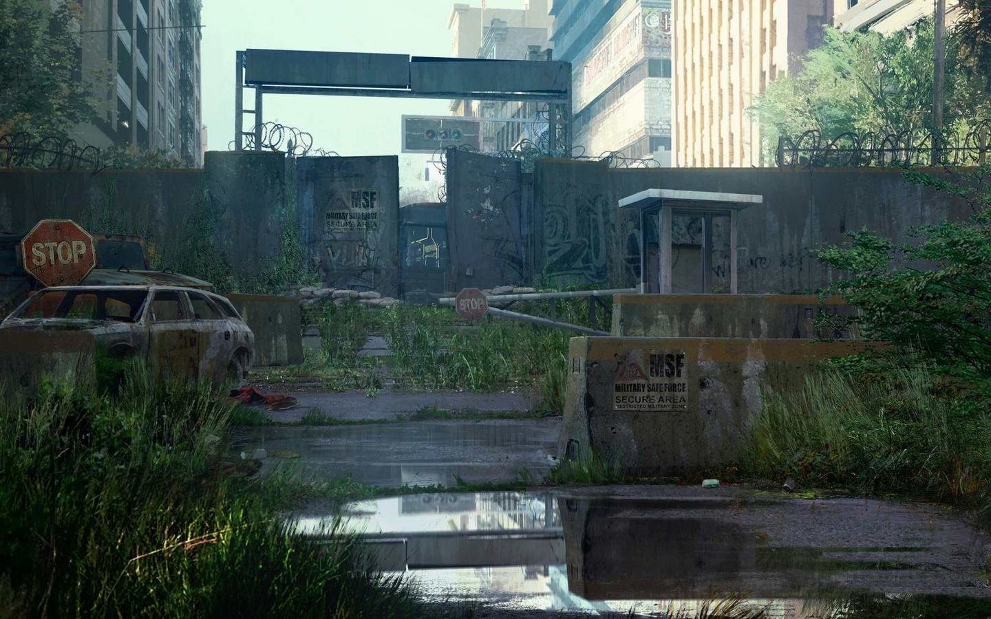 Best The Last Of Us background ID:248075 for High Resolution hd 1440x900 computer