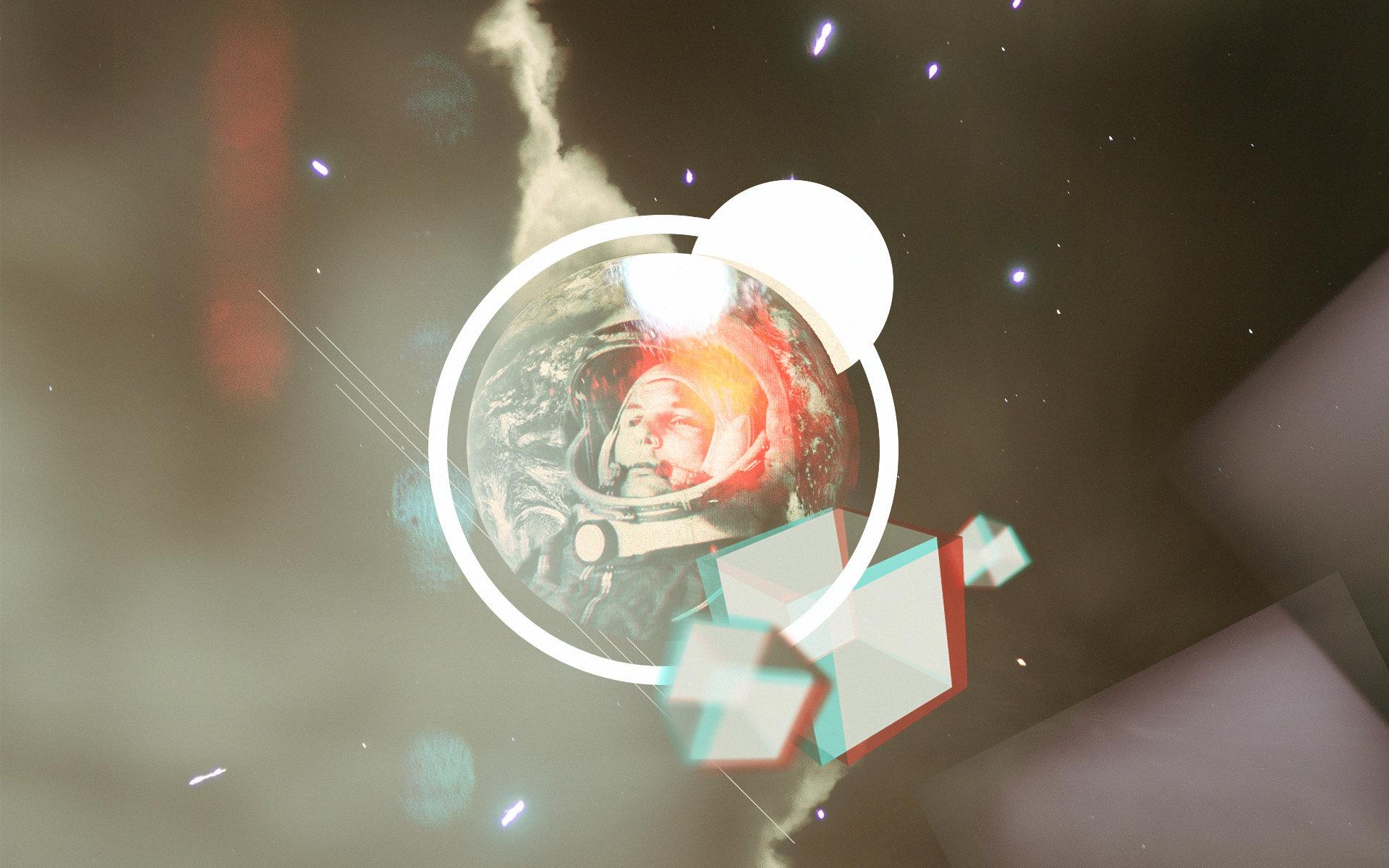 Космонавт  № 1449767 загрузить