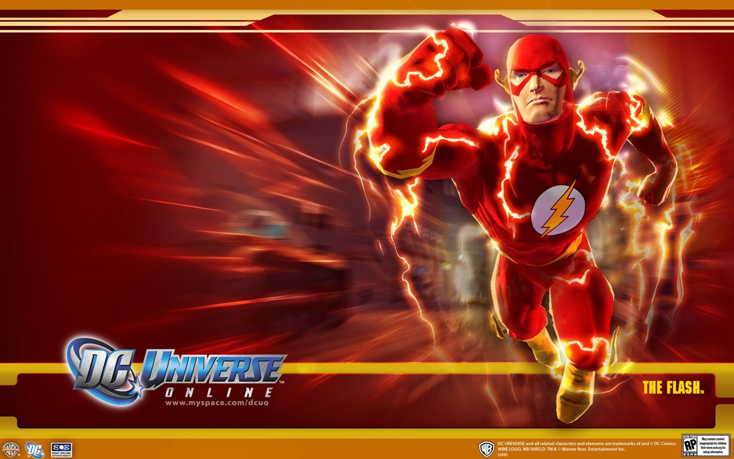 Download hd 2560x1600 DC Universe Online PC wallpaper ID:246880 for free