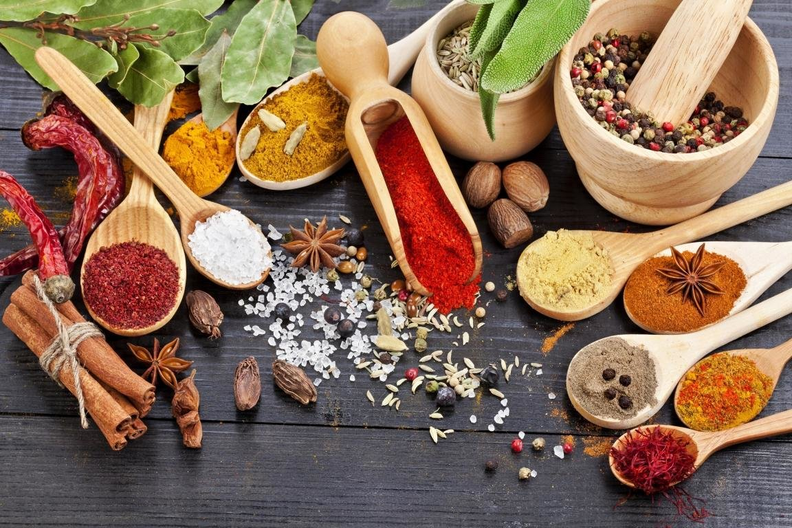 Free Herbs And Spices high quality background ID:410399 for hd 1152x768 PC