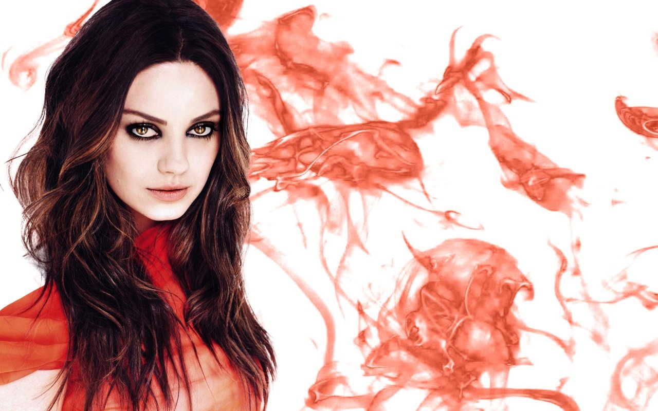 Download hd 1280x800 Mila Kunis desktop background ID:291521 for free