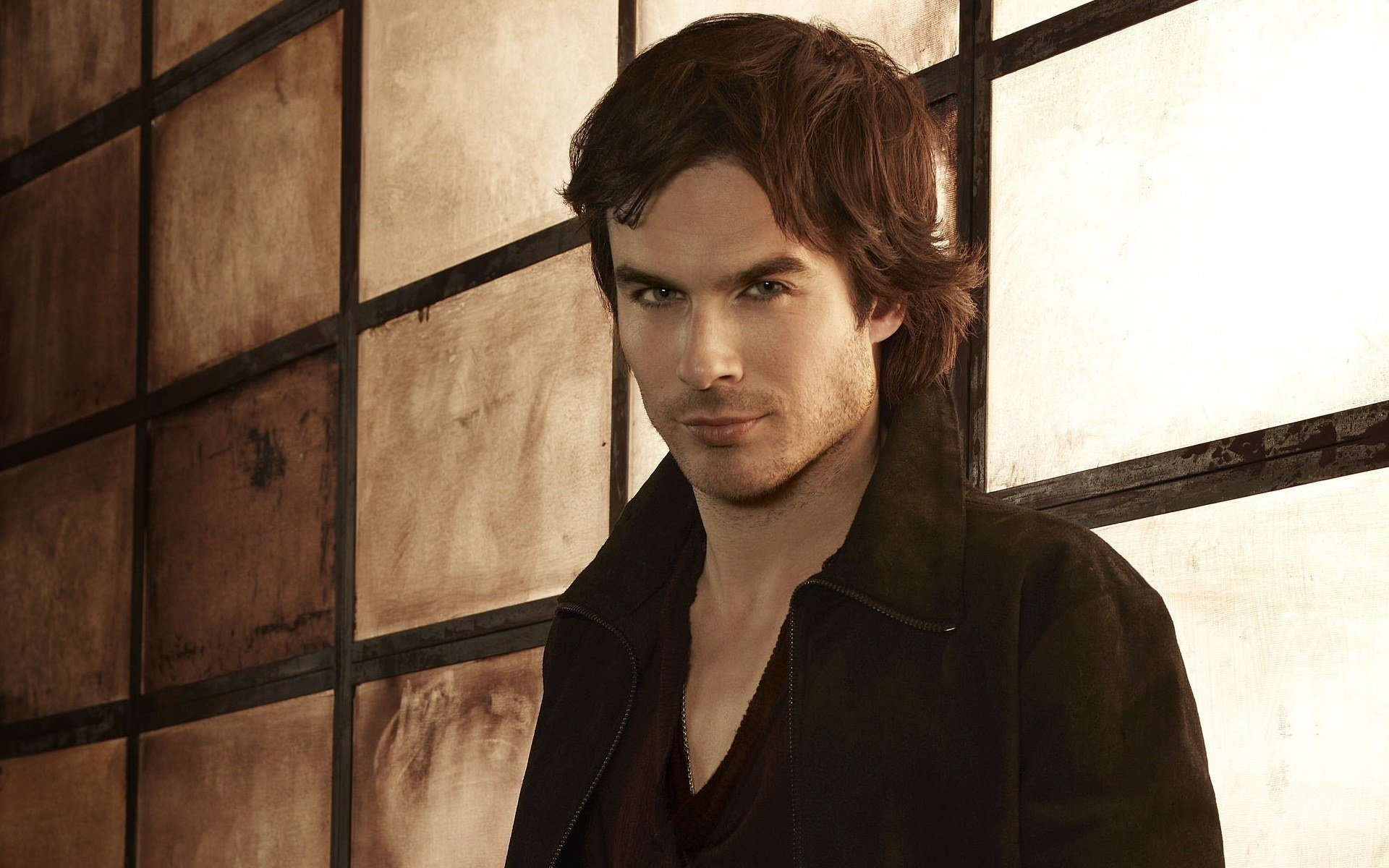 Download hd 1920x1200 Ian Somerhalder computer wallpaper ID:180261 for free