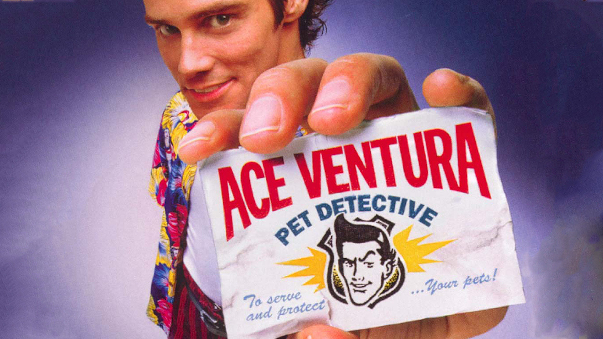 Free download Ace Ventura: Pet Detective background ID:114163 hd 1080p for PC