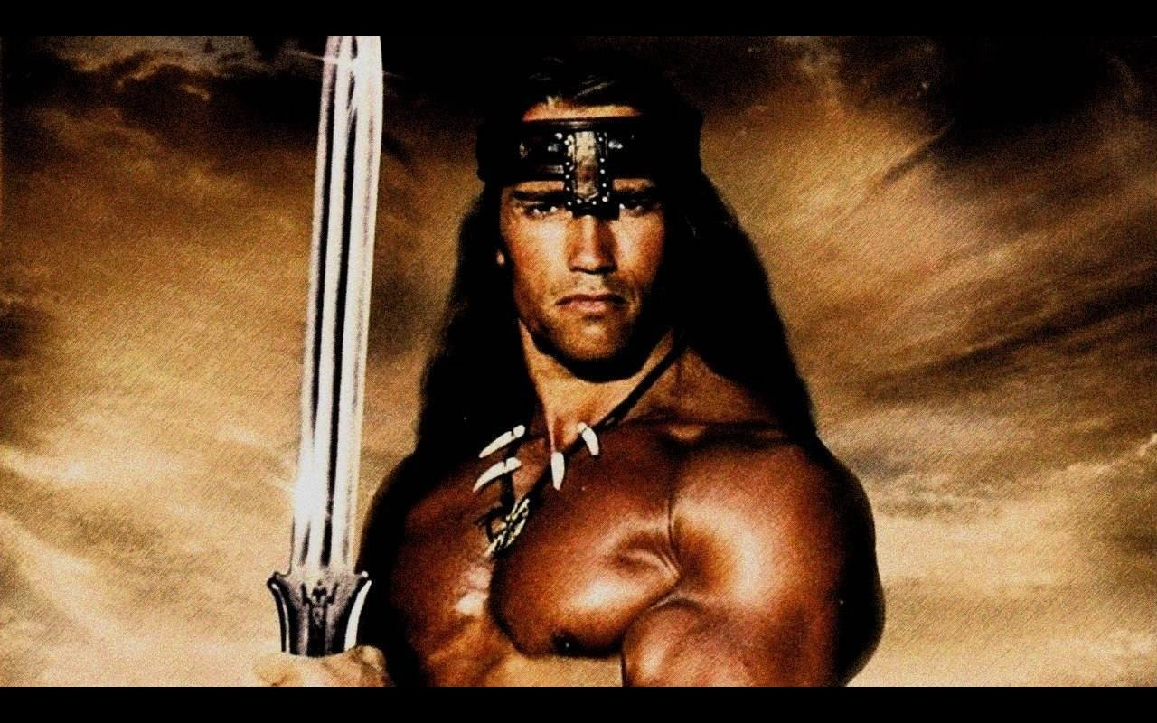 Free Conan The Barbarian High Quality Wallpaper Id211755