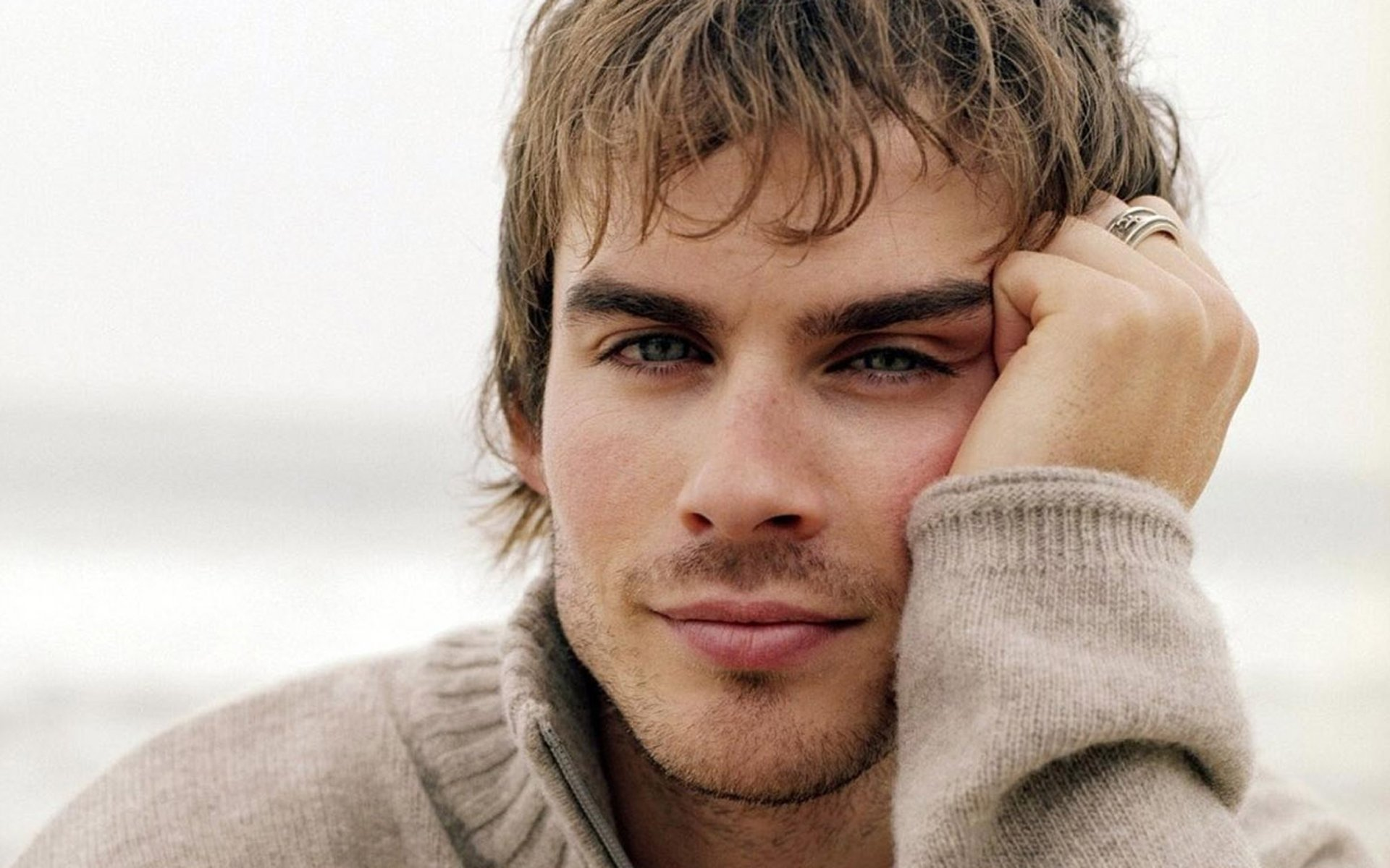 Awesome Ian Somerhalder free background ID:180260 for hd 1920x1200 PC