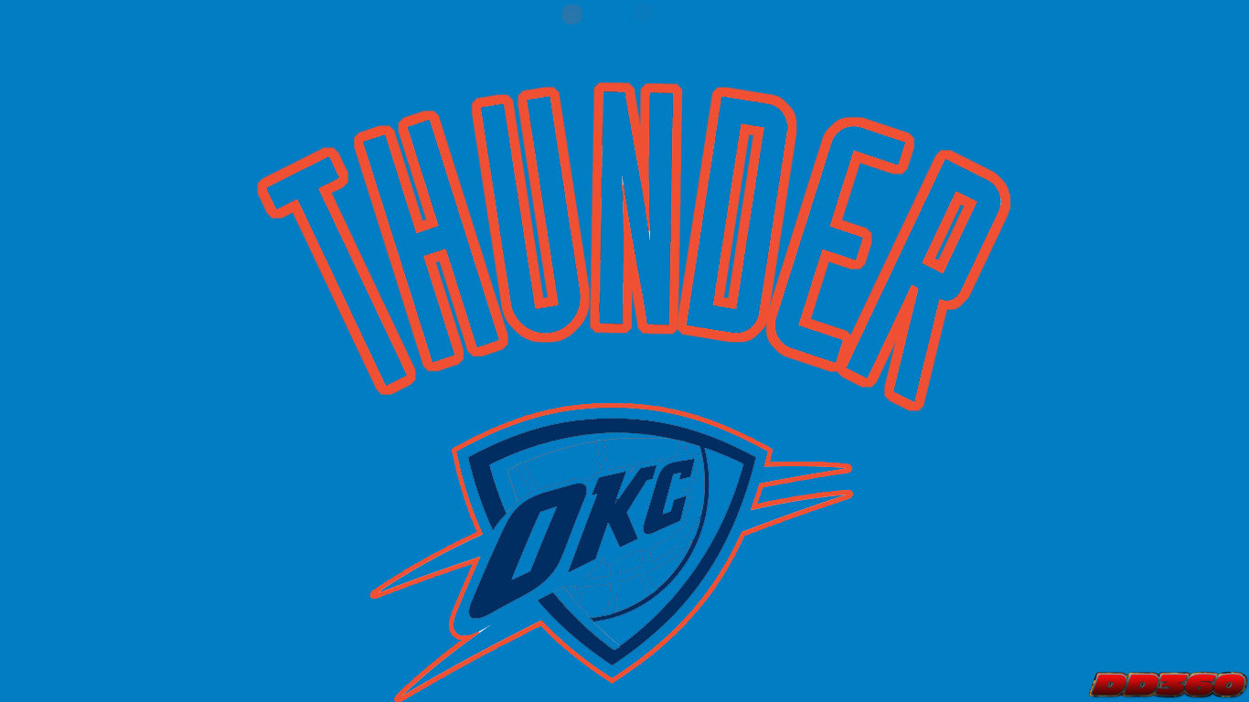 Oklahoma City Thunder Wallpapers Hd For Desktop Backgrounds