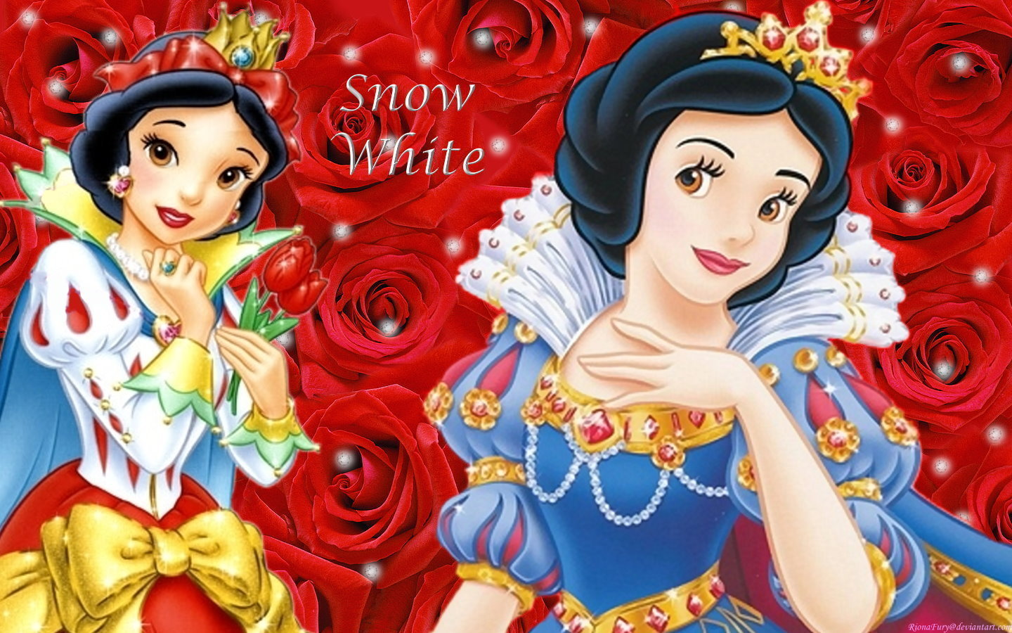 Free Download Snow White And The Seven Dwarfs Background Id 276978