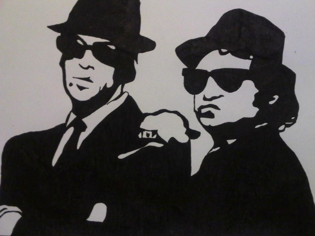 Free Download The Blues Brothers Background ID250419 Hd 1024x768 For Computer