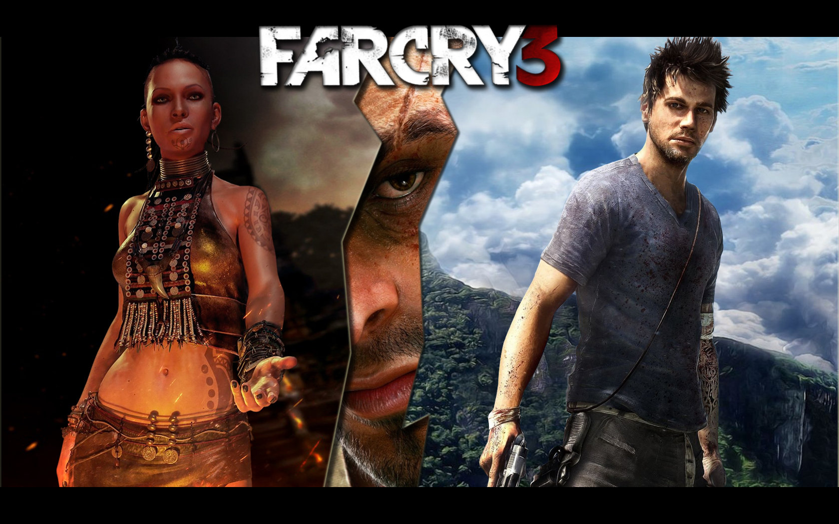 Free Download Far Cry 3 Wallpaper Id 282487 Hd 1680x1050 For Pc