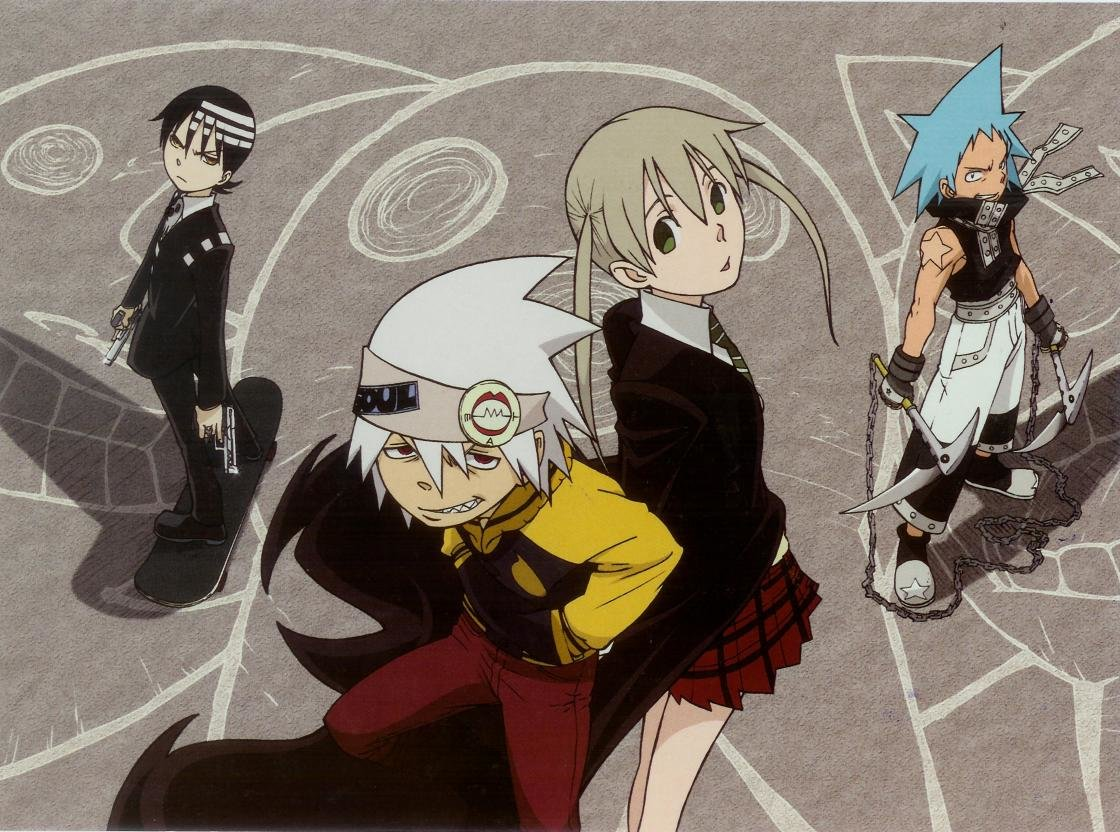 Free Soul Eater high quality wallpaper ID:469878 for hd 1120x832 computer