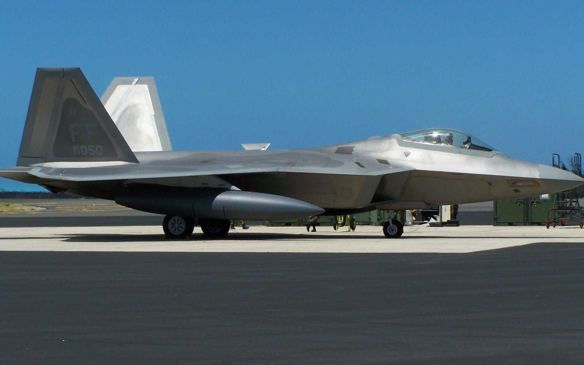 Best Lockheed Martin F 22 Raptor Wallpaper Id 446228 For High Resolution Hd 1920x1200 Pc