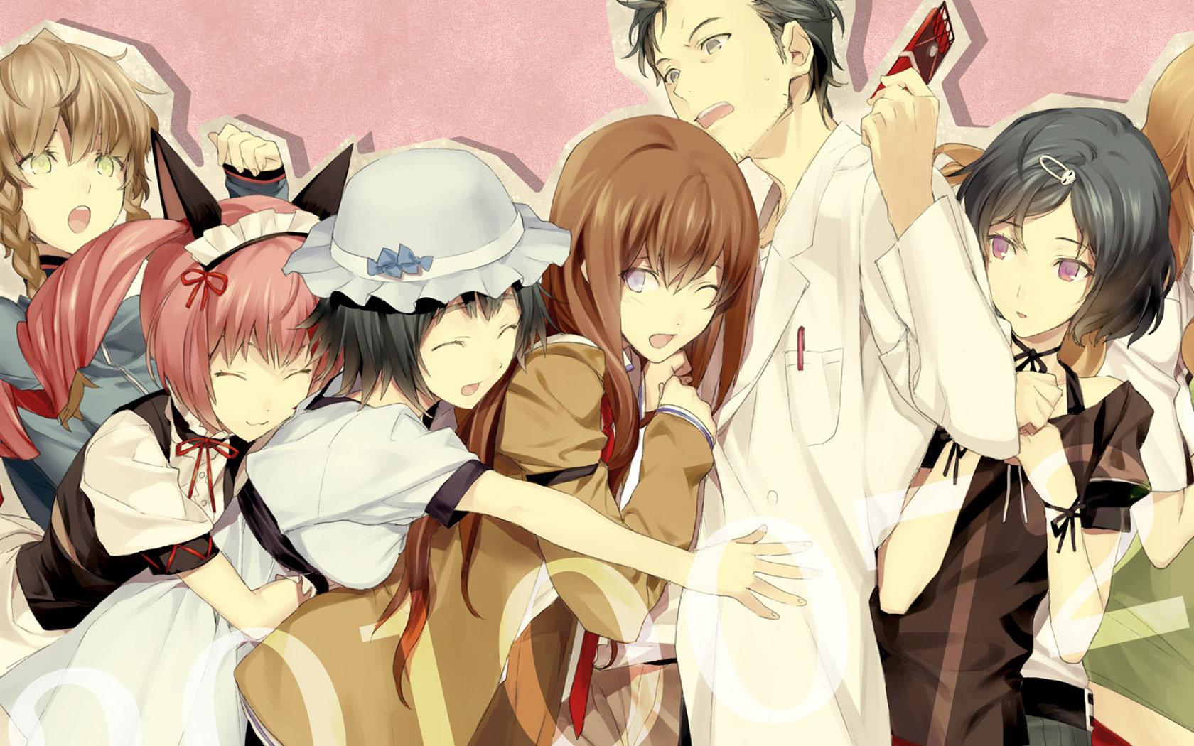 Free Steins Gate high quality wallpaper ID:315832 for hd 1680x1050 PC
