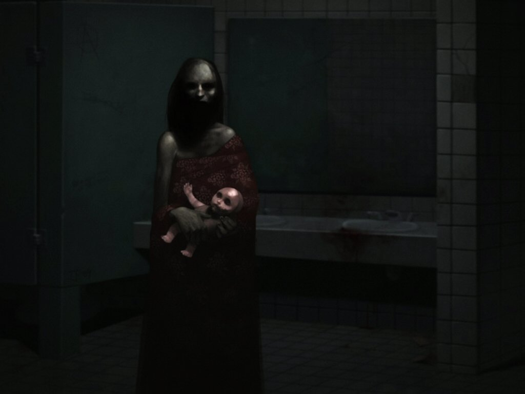 Best Creepy Background ID381977 For High Resolution Hd 1024x768 Computer