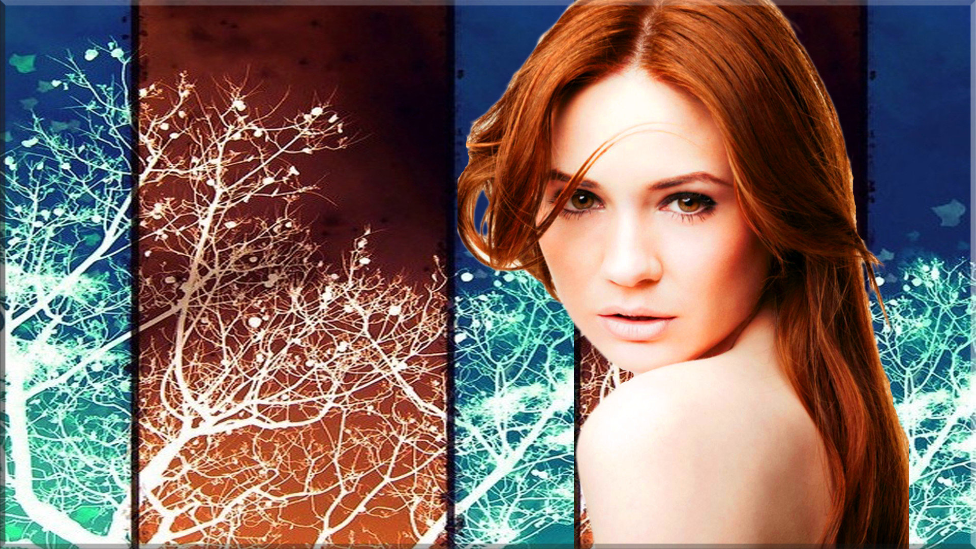 Best Karen Gillan wallpaper ID:158451 for High Resolution full hd 1080p PC