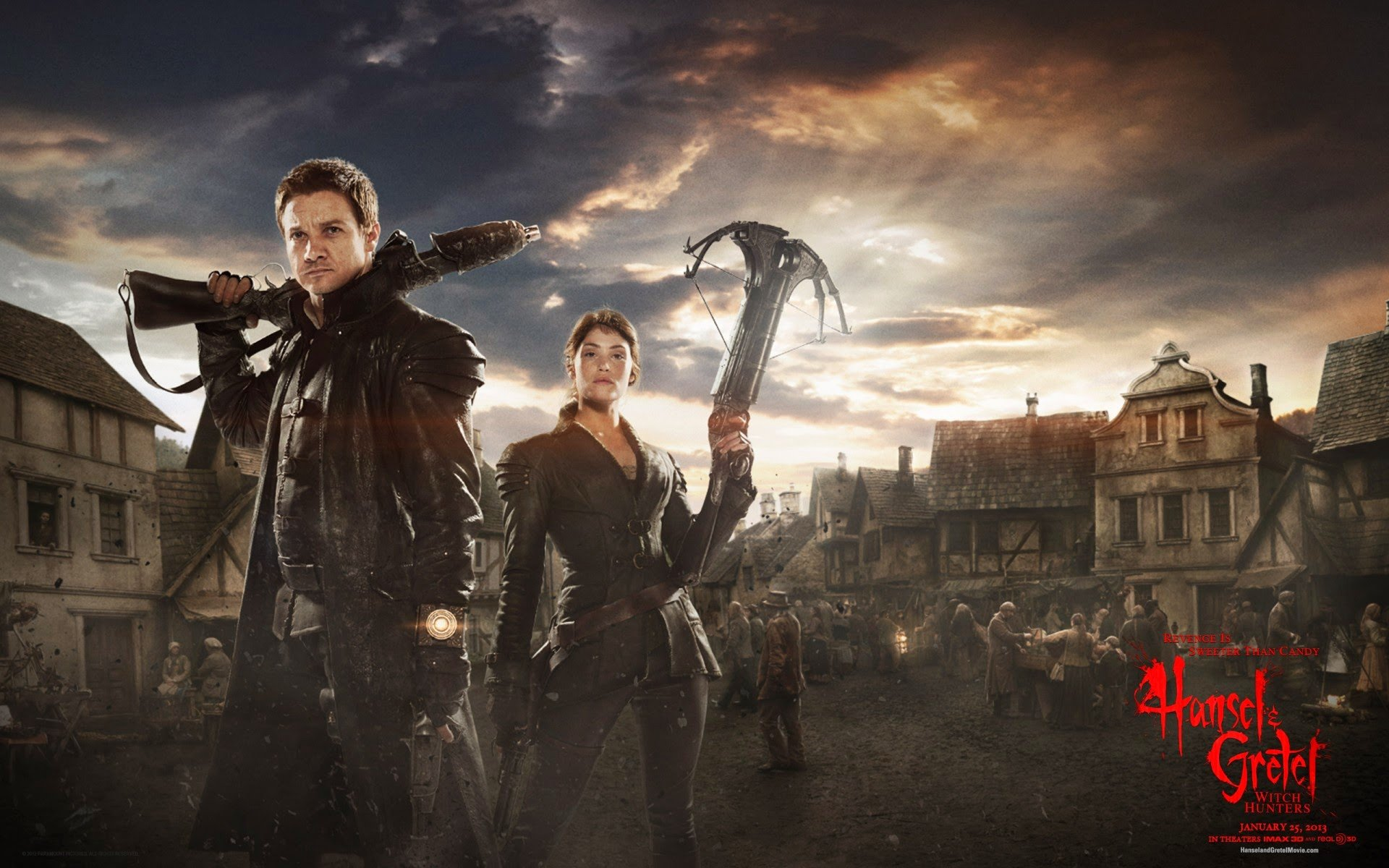 Free download Hansel & Gretel: Witch Hunters wallpaper ID:321416 hd 1920x1200 for desktop