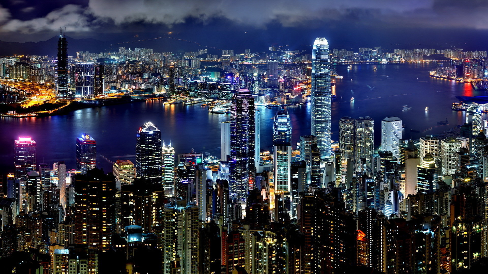 Free Hong Kong High Quality Background Id 486889 For Hd 1080p Desktop