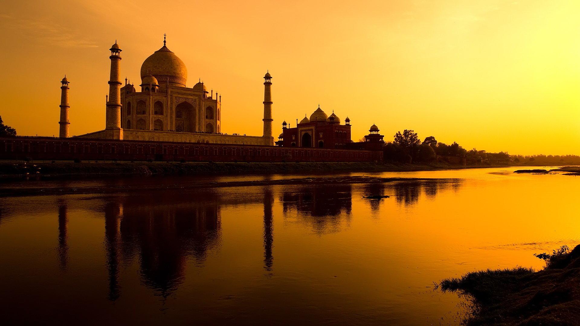 Taj Mahal Wallpapers Hd For Desktop Backgrounds