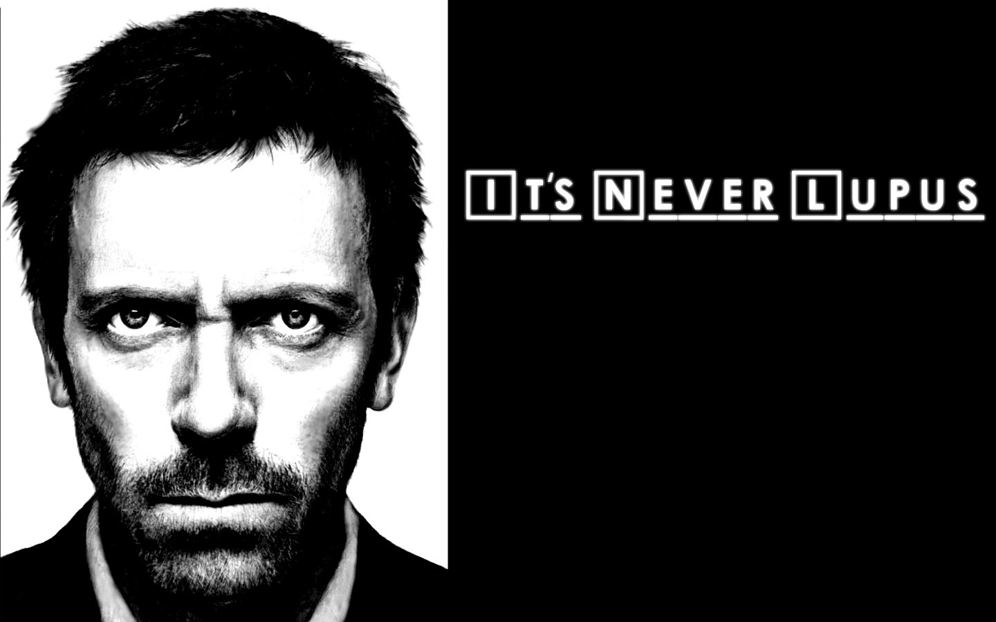 Awesome Dr. House free background ID:156660 for hd 1440x900 computer