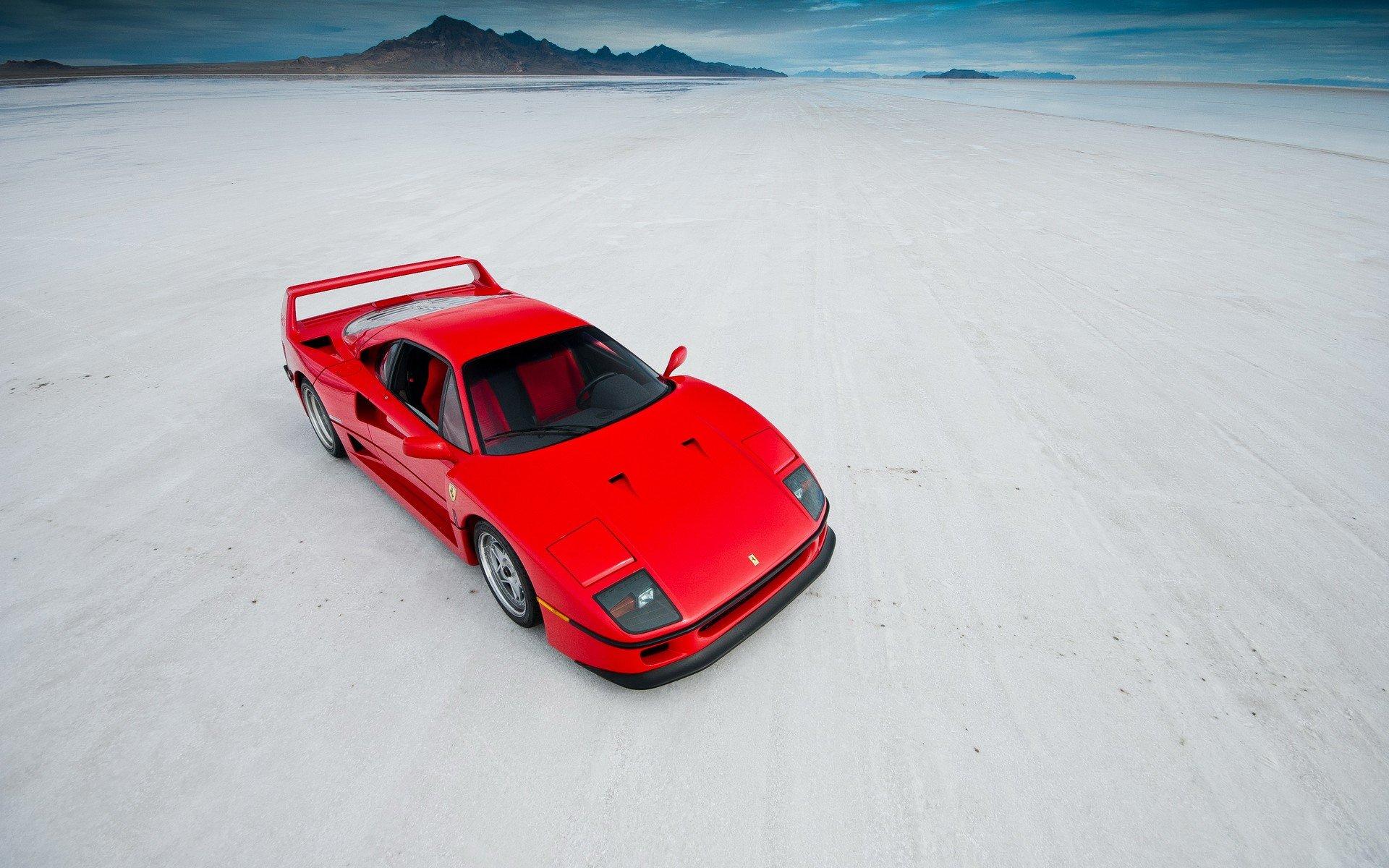 Ferrari F40 Wallpapers 1920x1200 Desktop Backgrounds