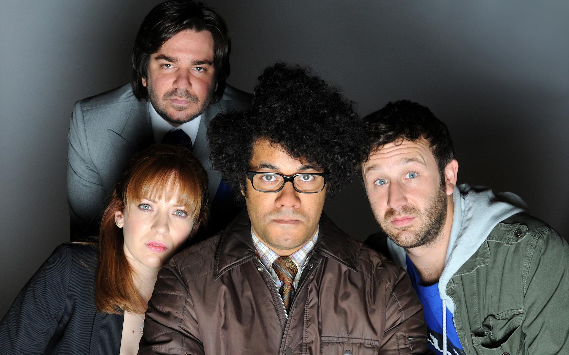 Download hd 1920x1200 The It Crowd computer wallpaper ID:271413 for free