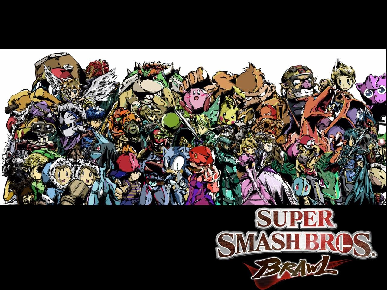 Super Smash Bros Brawl Wallpapers Hd For Desktop Backgrounds