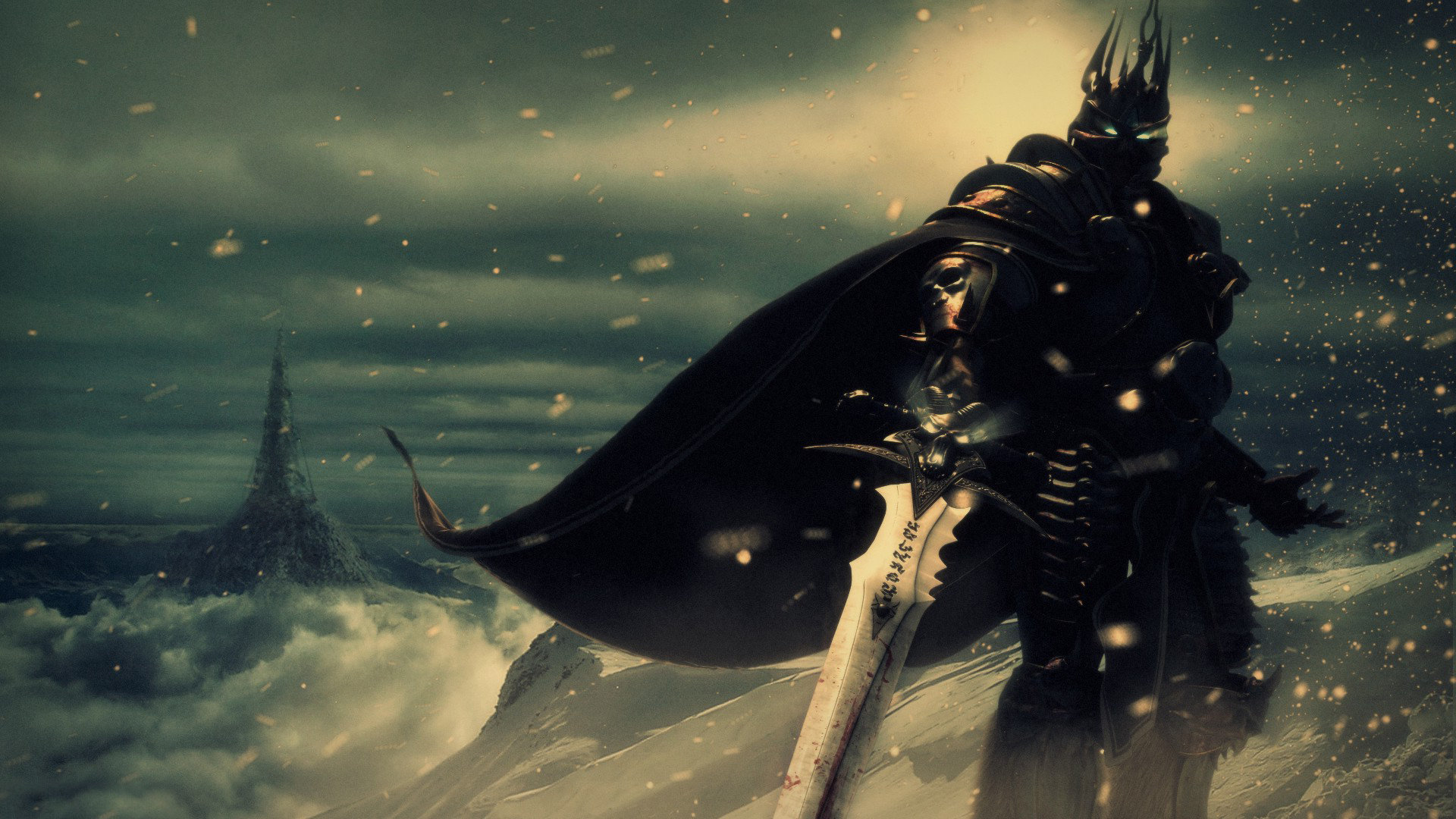 Free Download World Of Warcraft Wrath Of The Lich King Wallpaper