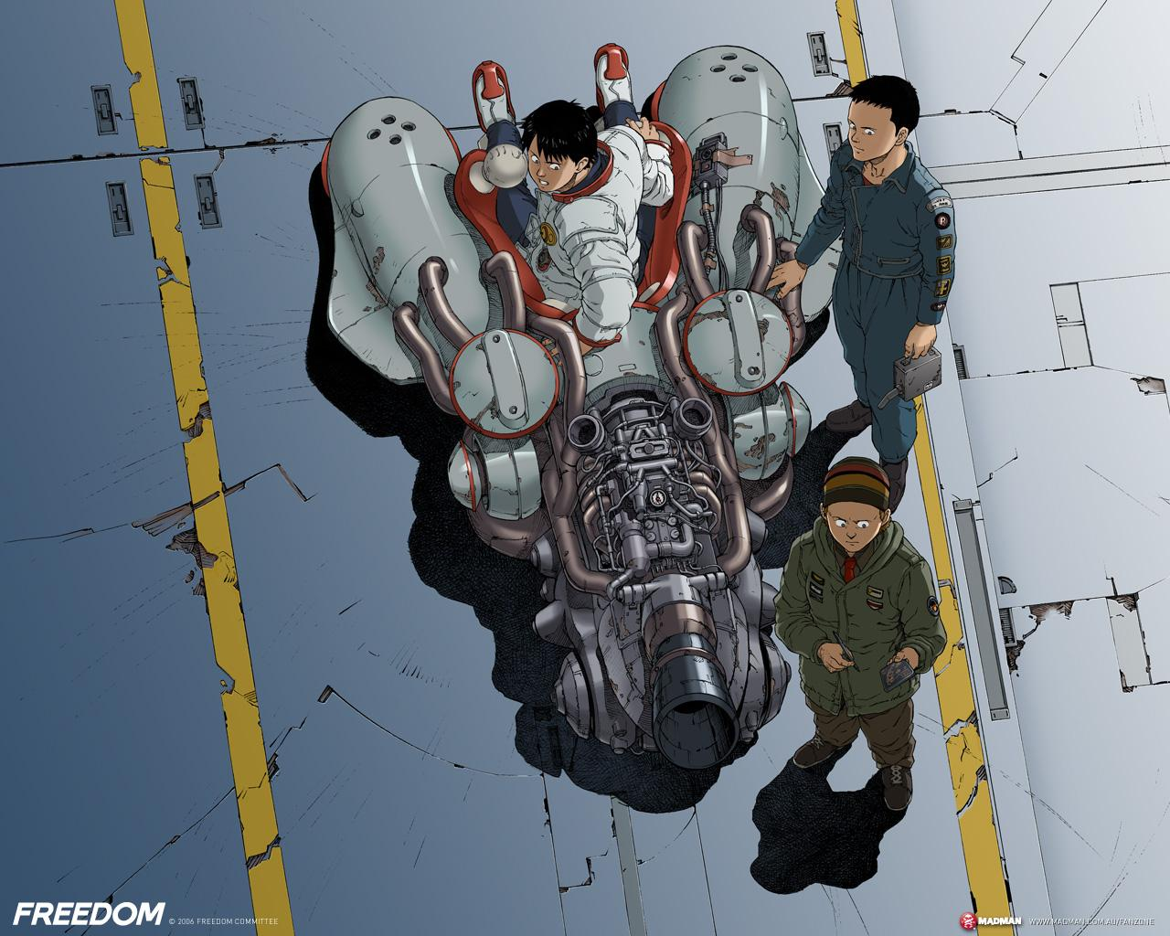 Free download Akira wallpaper ID:365995 hd 1280x1024 for desktop