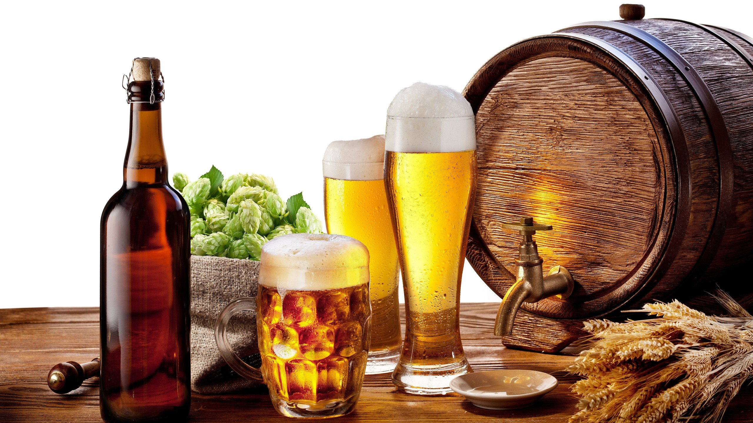 Download hd 2560x1440 Beer PC wallpaper ID:322050 for free