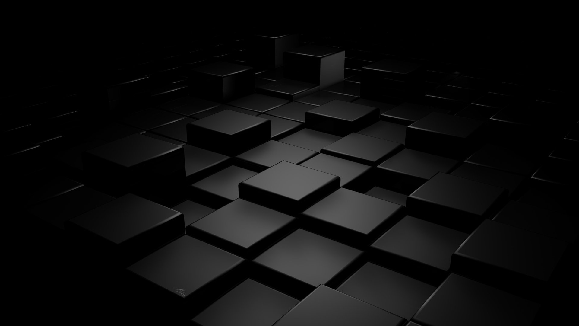 High resolution Cube full hd 1080p background ID:71530 for desktop
