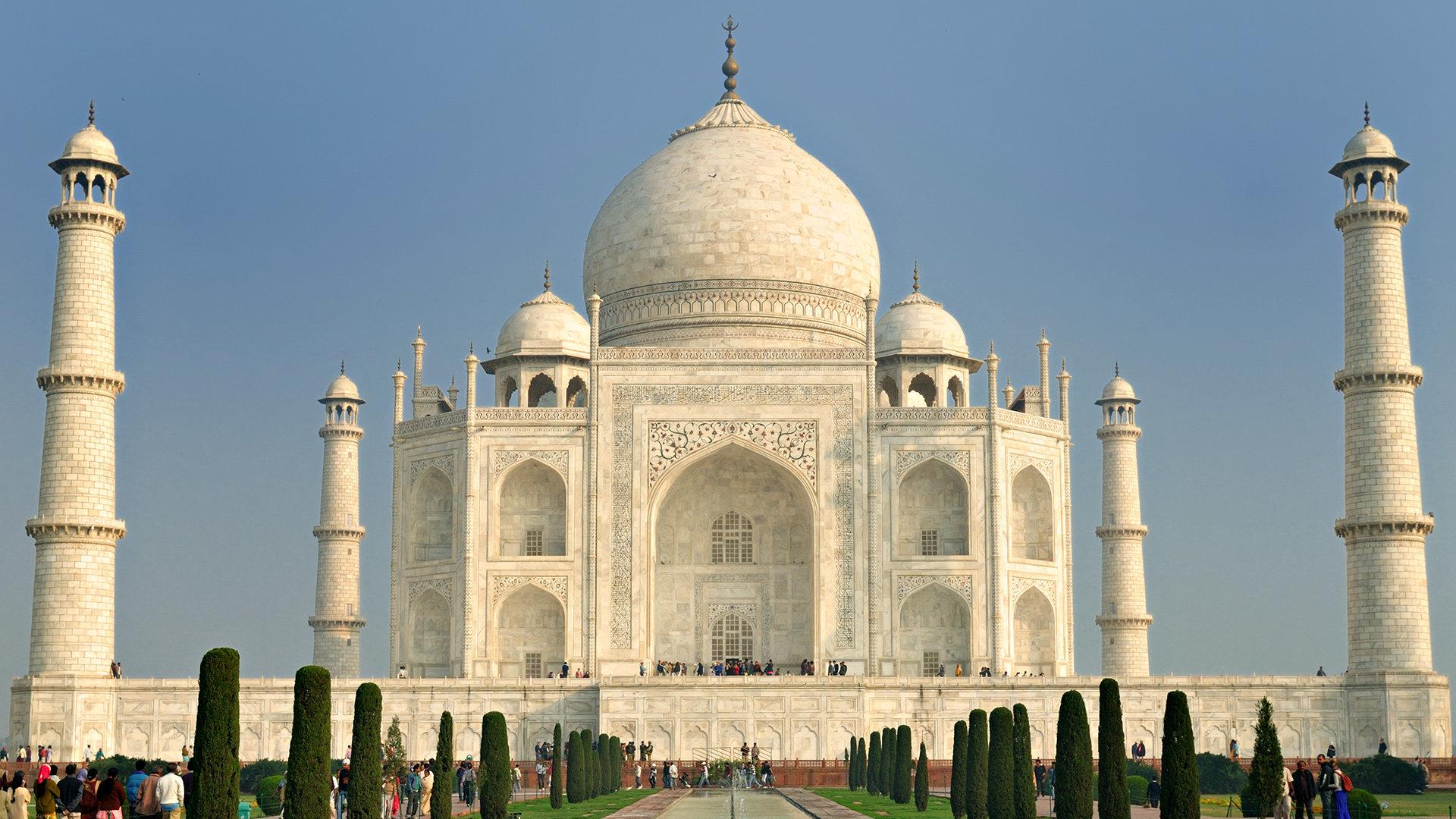 Taj Mahal Wallpapers 1920x1080 Full Hd 1080p Desktop Backgrounds