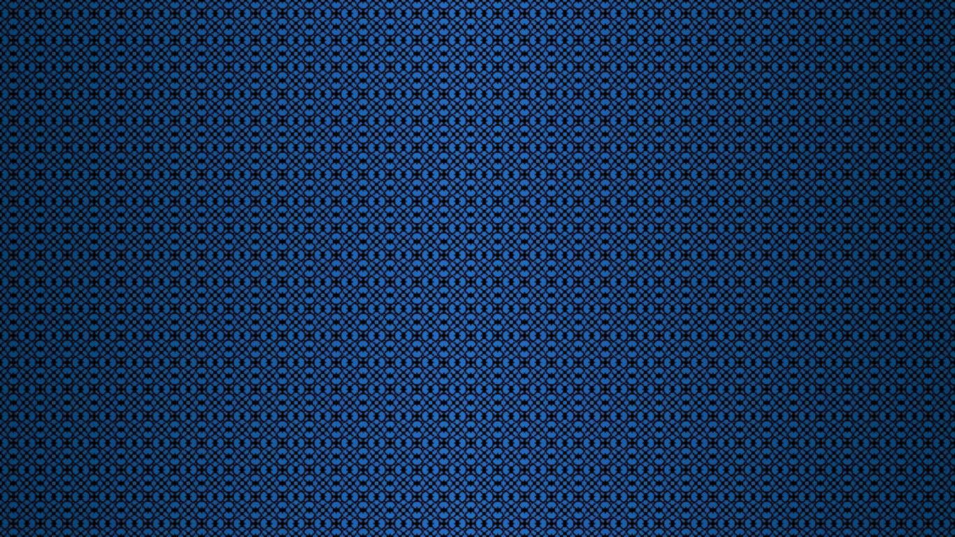 Download hd 1366x768 Blue Pattern desktop wallpaper ID:199090 for free
