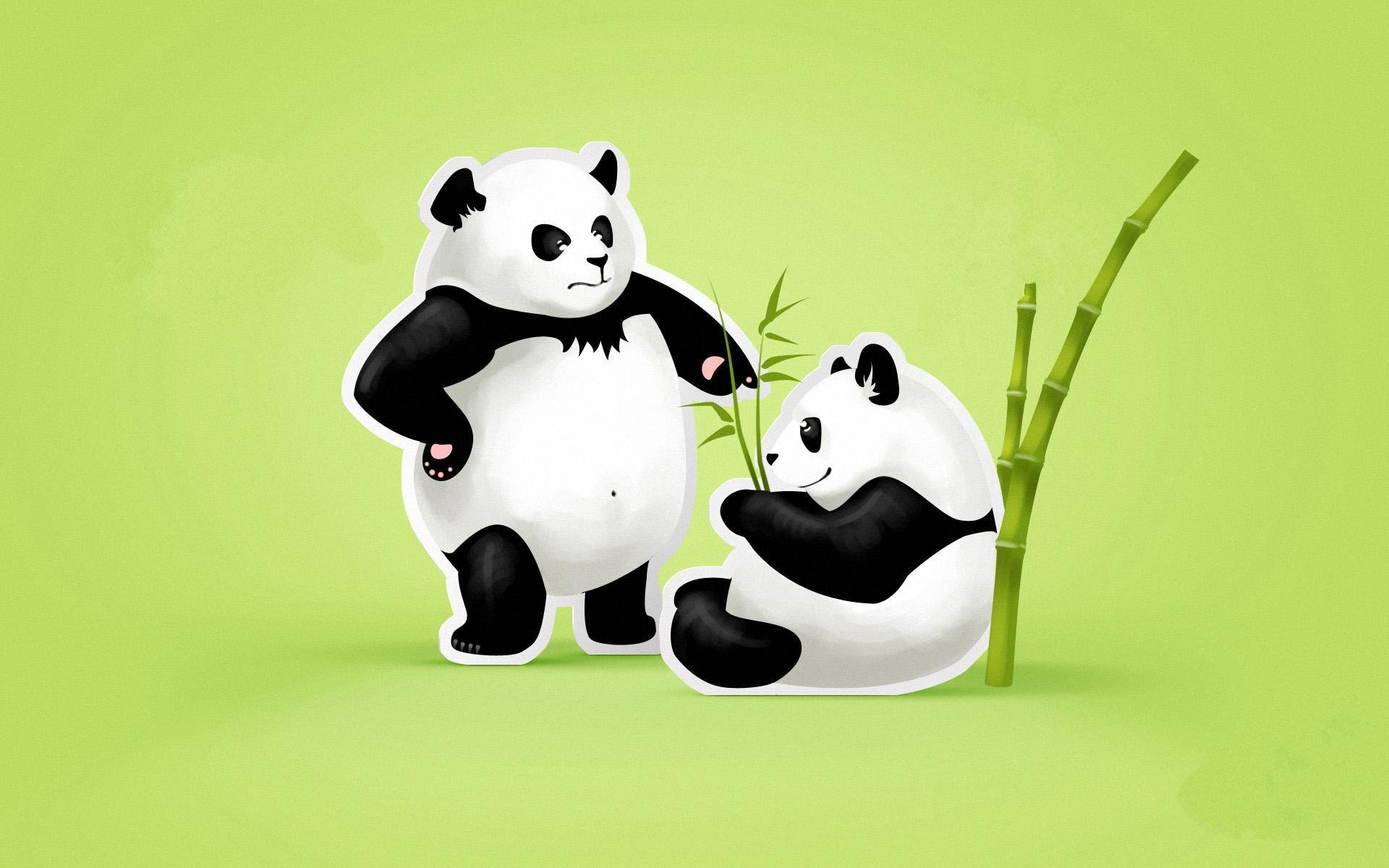 Best Panda wallpaper ID:300524 for High Resolution hd 1920x1200 PC