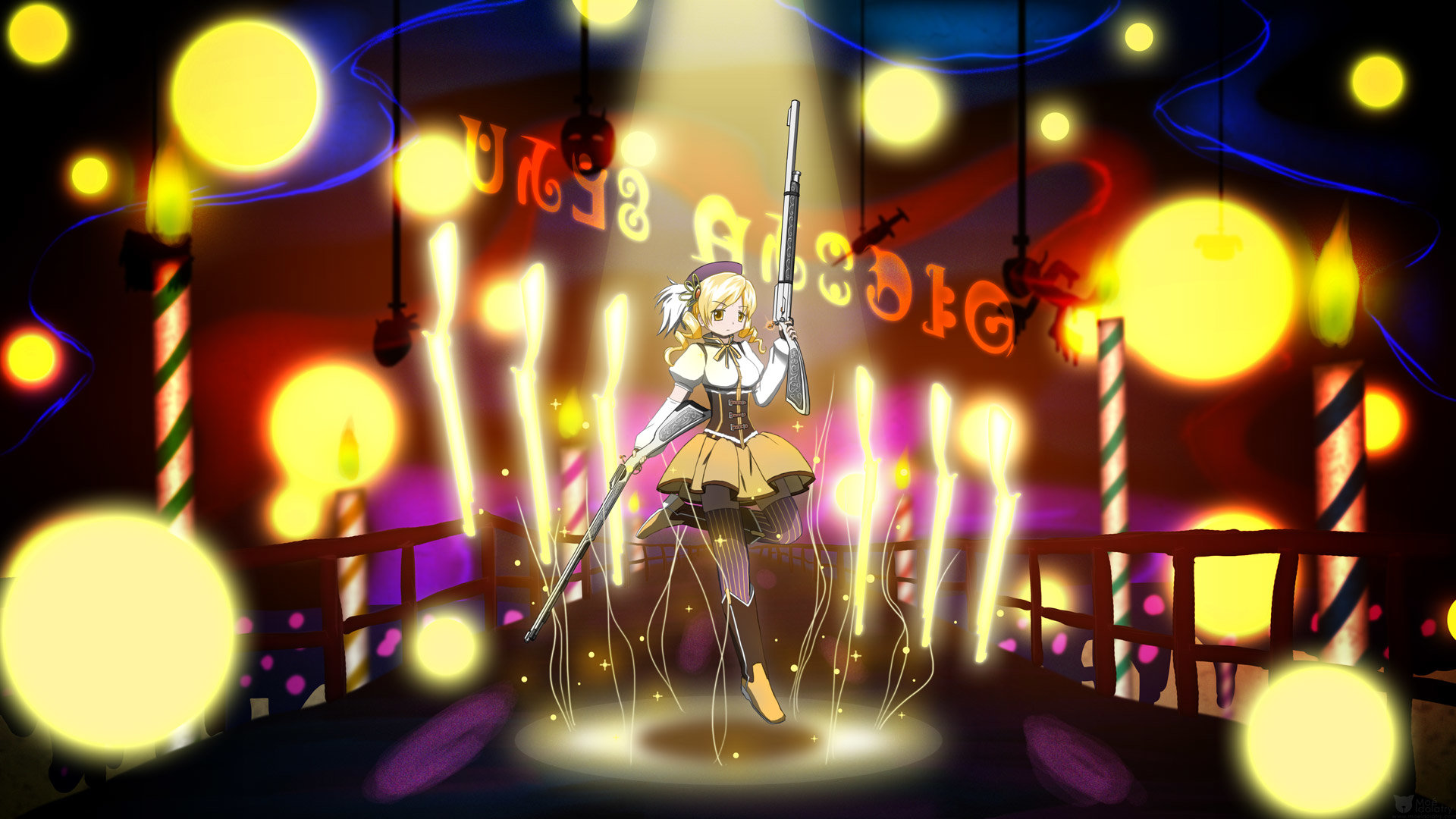 Awesome Mami Tomoe free wallpaper ID:32431 for hd 1920x1080 desktop