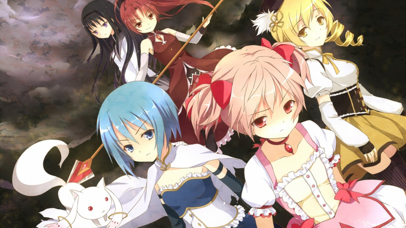 Best Puella Magi Madoka Magica background ID:32439 for High Resolution laptop desktop