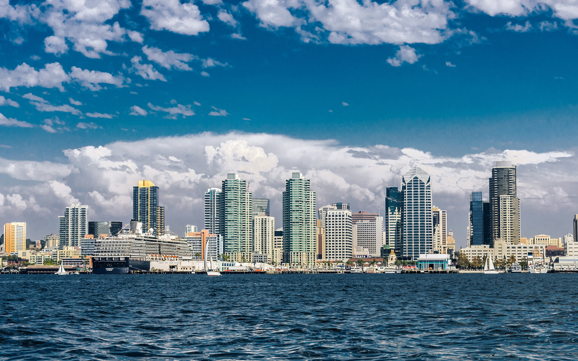 San Diego wallpapers HD for desktop backgrounds