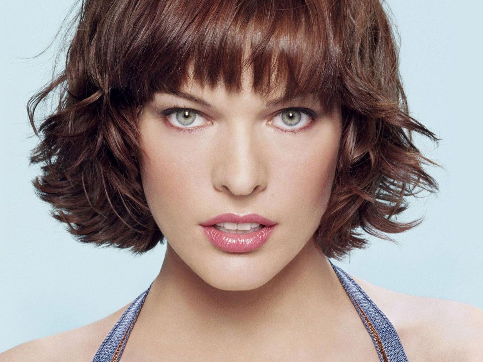 High resolution Milla Jovovich hd 1920x1440 wallpaper ID:270658 for desktop
