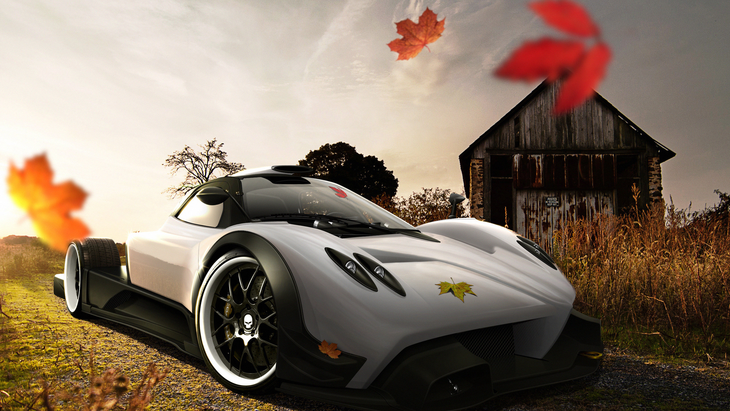 High resolution Pagani Zonda R hd 2560x1440 wallpaper ID:68391 for desktop