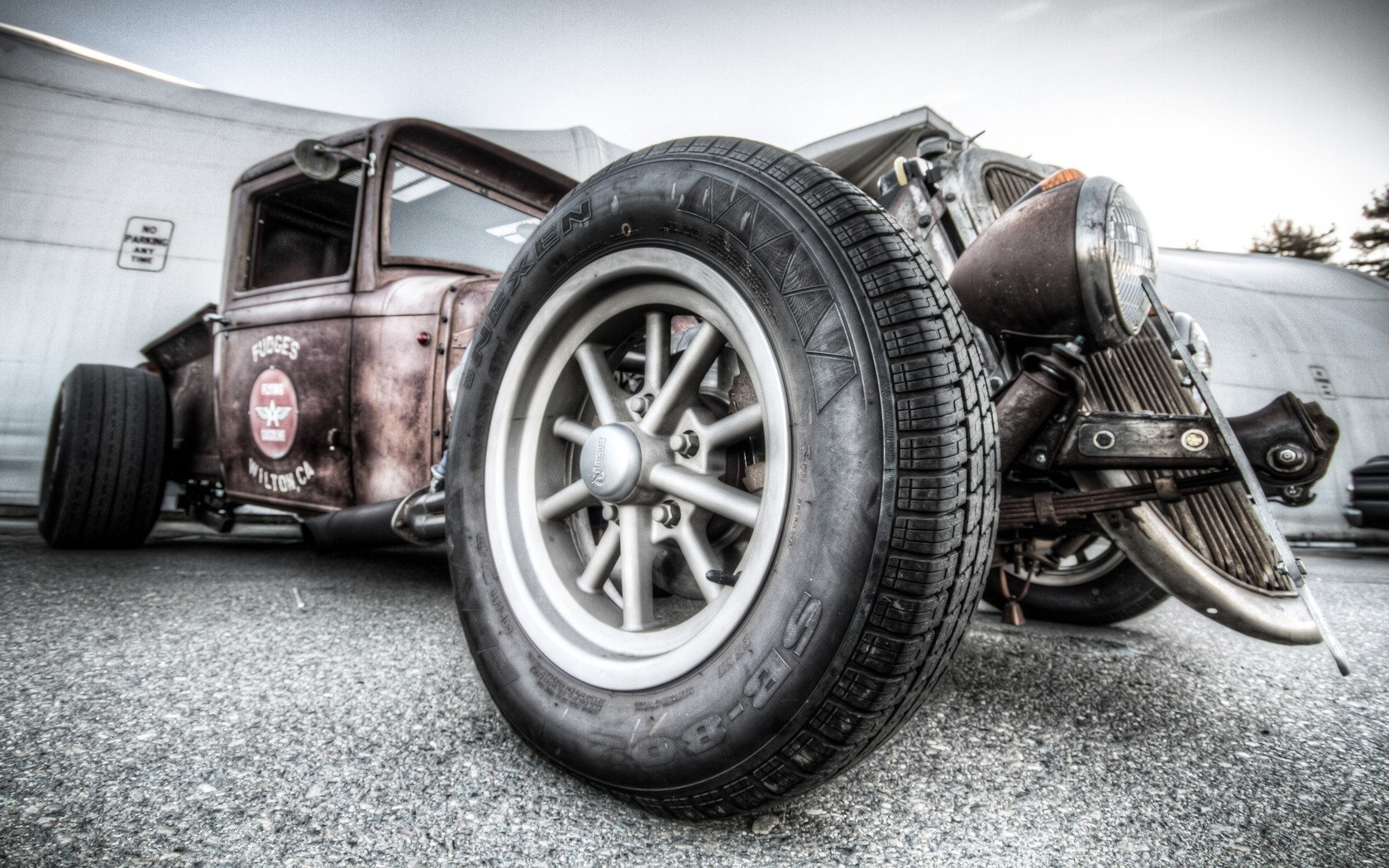 High Resolution Rat Rod Hd 1680x1050 Background ID391113 For PC