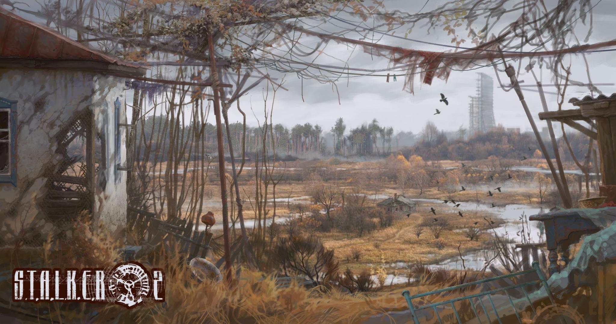 Download Hd 2048x1080 Stalker Shadow Of Chernobyl Desktop
