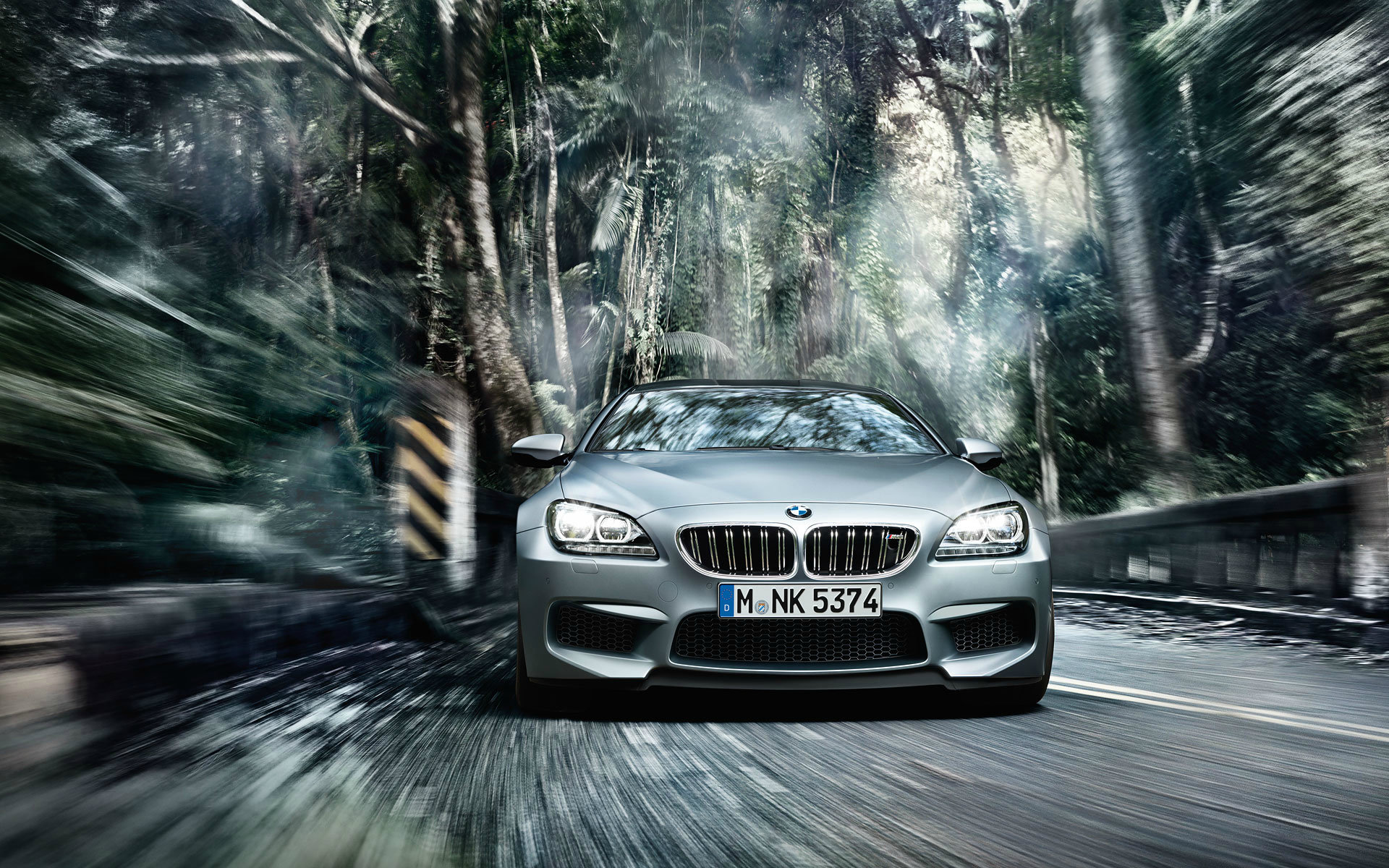 Download hd 1920x1200 BMW M6 PC background ID:27402 for free