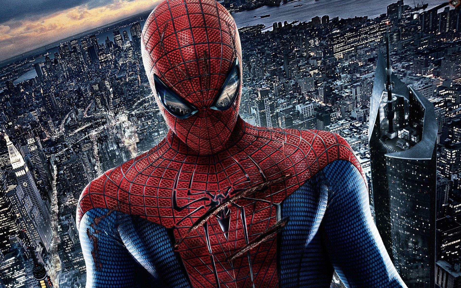 free the amazing spider-man high quality wallpaper id:142100 for hd