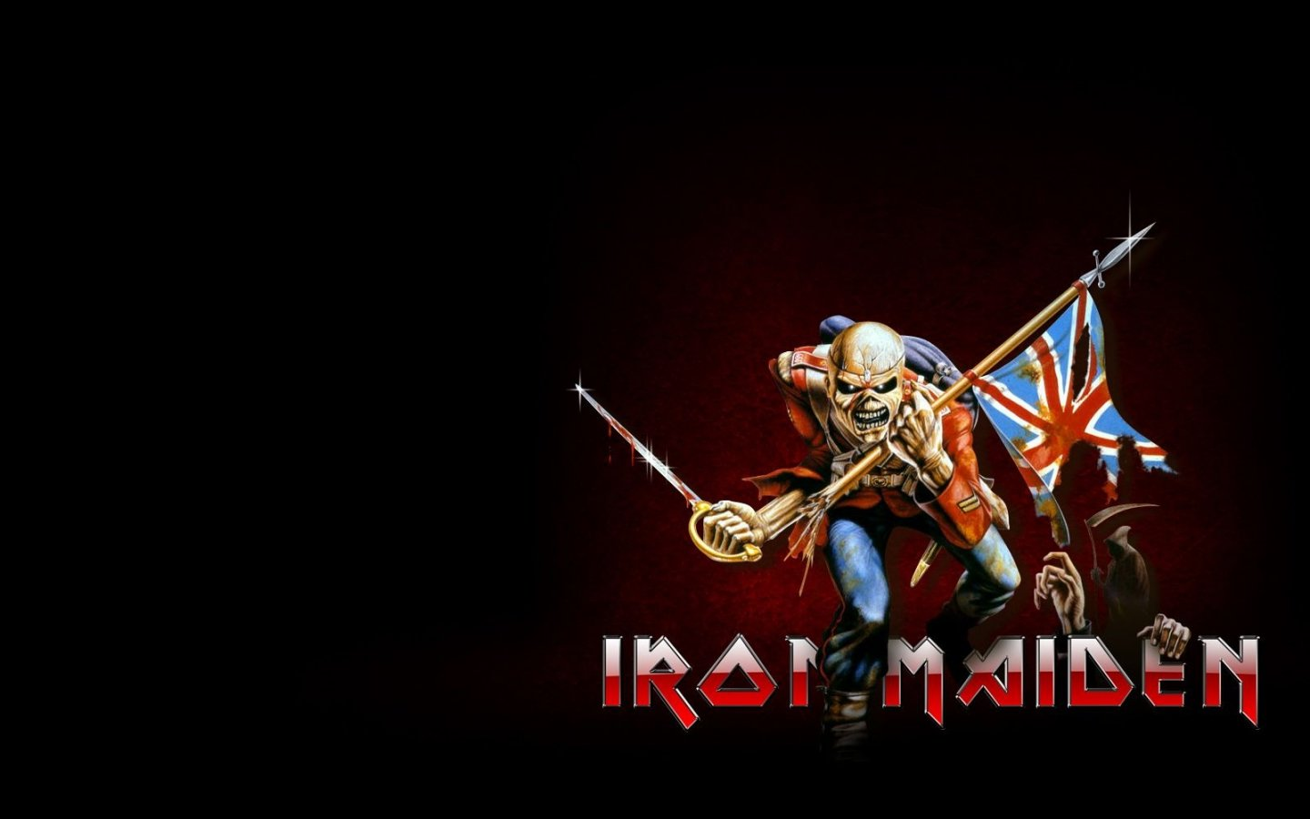 High Resolution Iron Maiden Hd 1440x900 Background ID72464 For PC