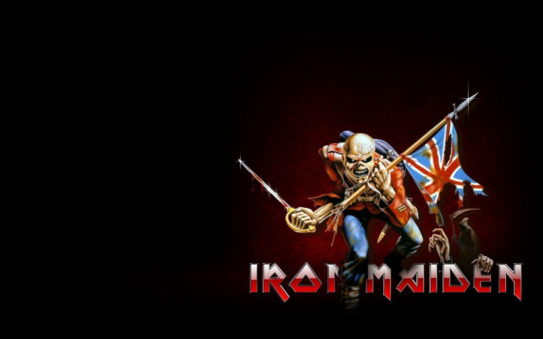 High Resolution Iron Maiden Hd 1440x900 Background Id72464