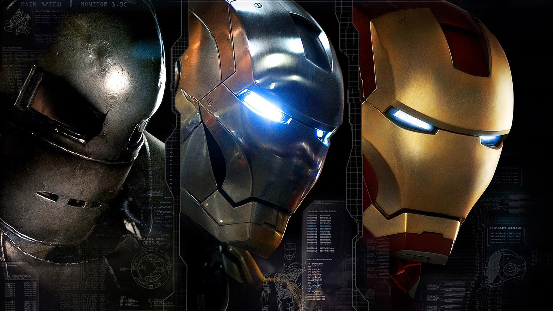 Best Iron Man Wallpaper Id 100 For High Resolution Full Hd 1080p Pc