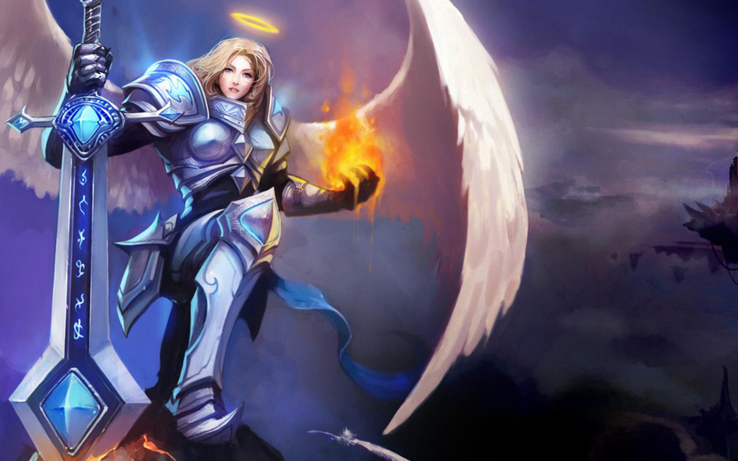 Best Kayle League Of Legends Wallpaper Id173339 For High