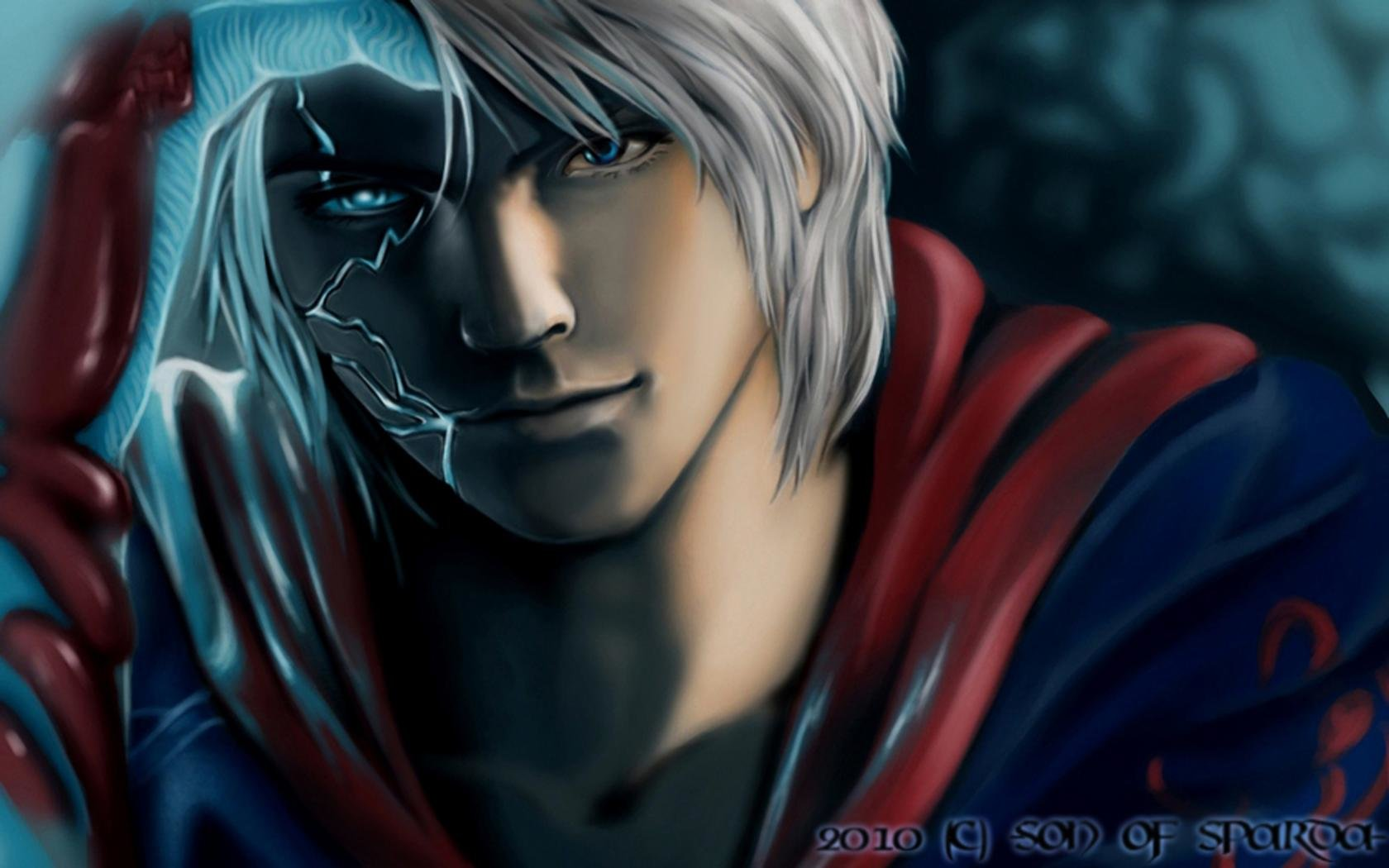 Devil May Cry 4 Wallpapers 1680x1050 Desktop Backgrounds
