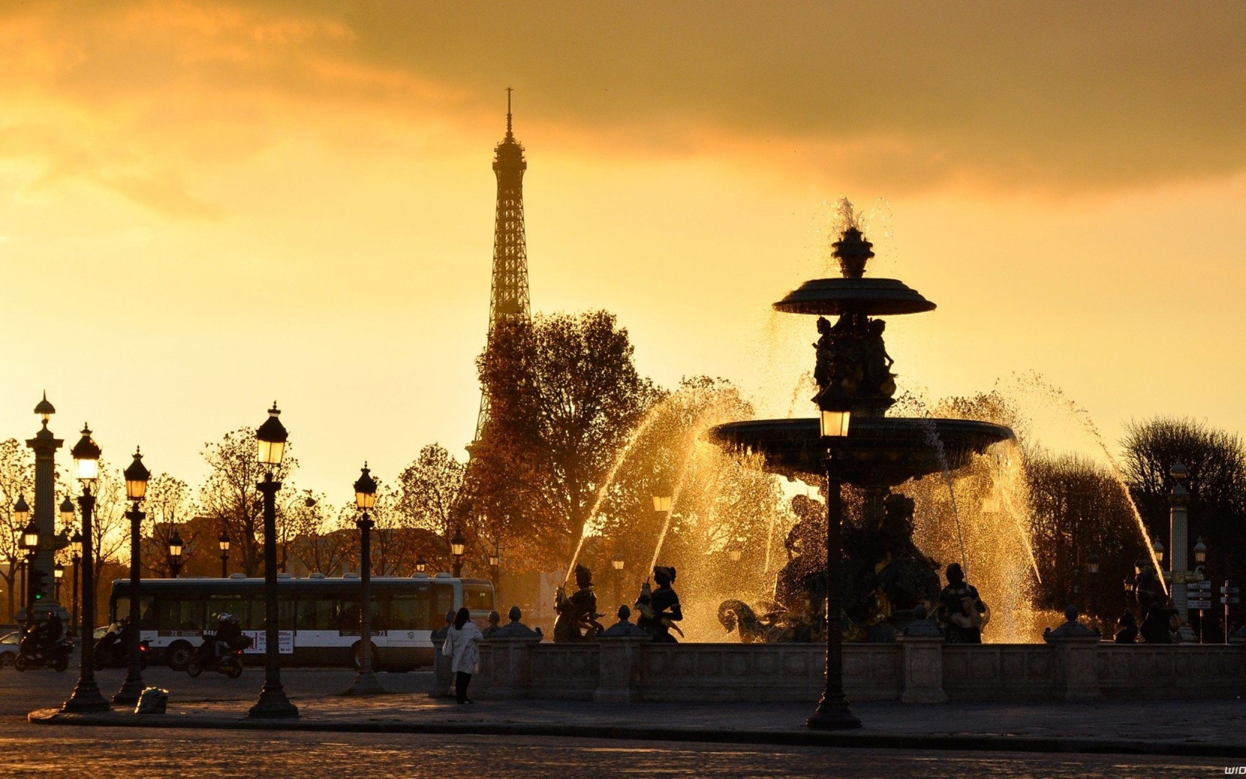 Download hd 2560x1600 Paris desktop wallpaper ID:477251 for free