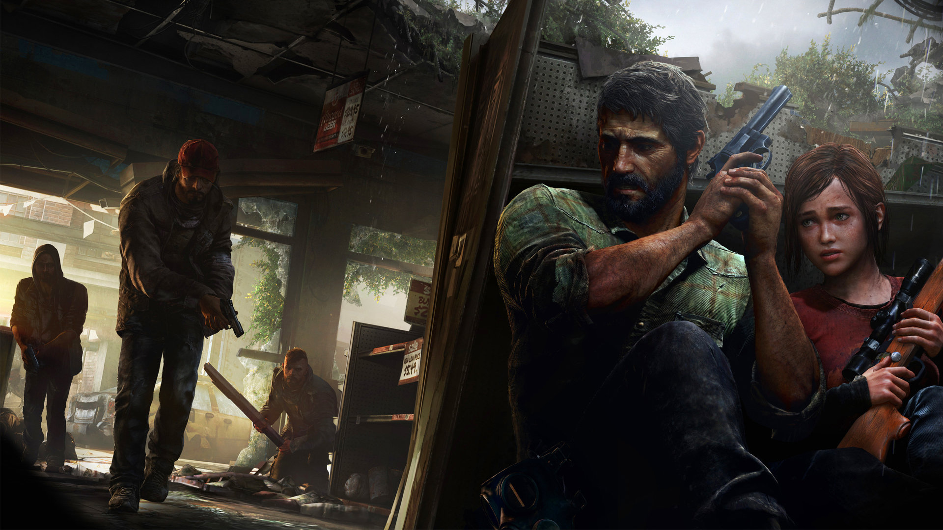 Download 1080p The Last Of Us PC wallpaper ID:248109 for free