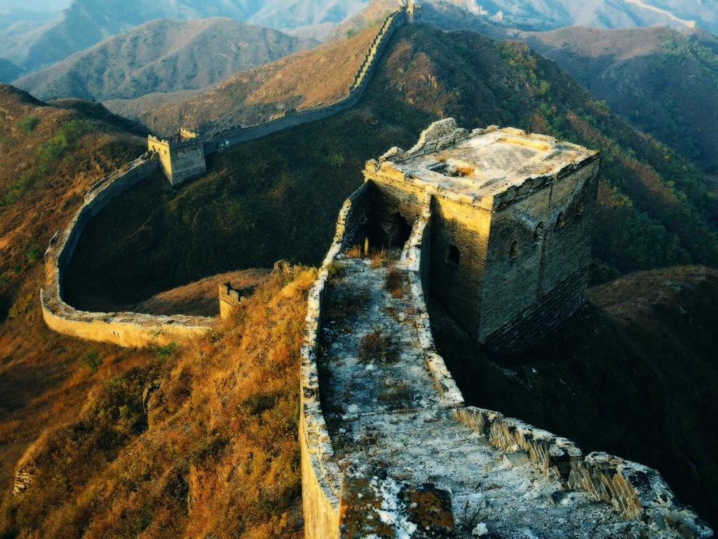 Best Great Wall Of China Wallpaper Id 492537 For High Resolution